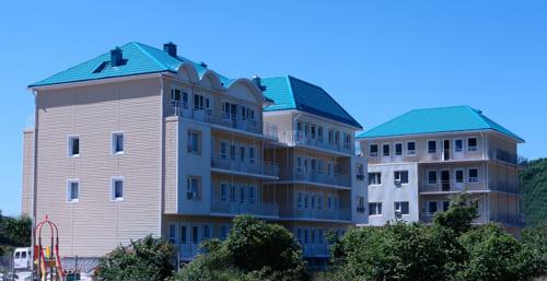 Отель Лелюкс, Ольгинка, Туапсе