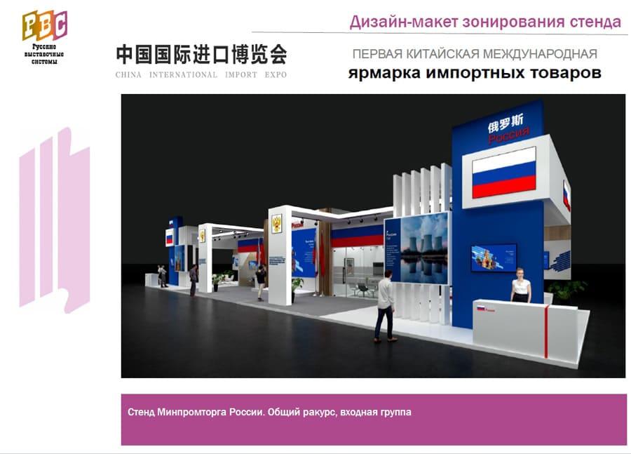 Первая китайская международная ярмарка импортных товаров